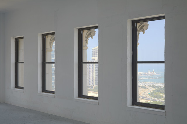 view of windows