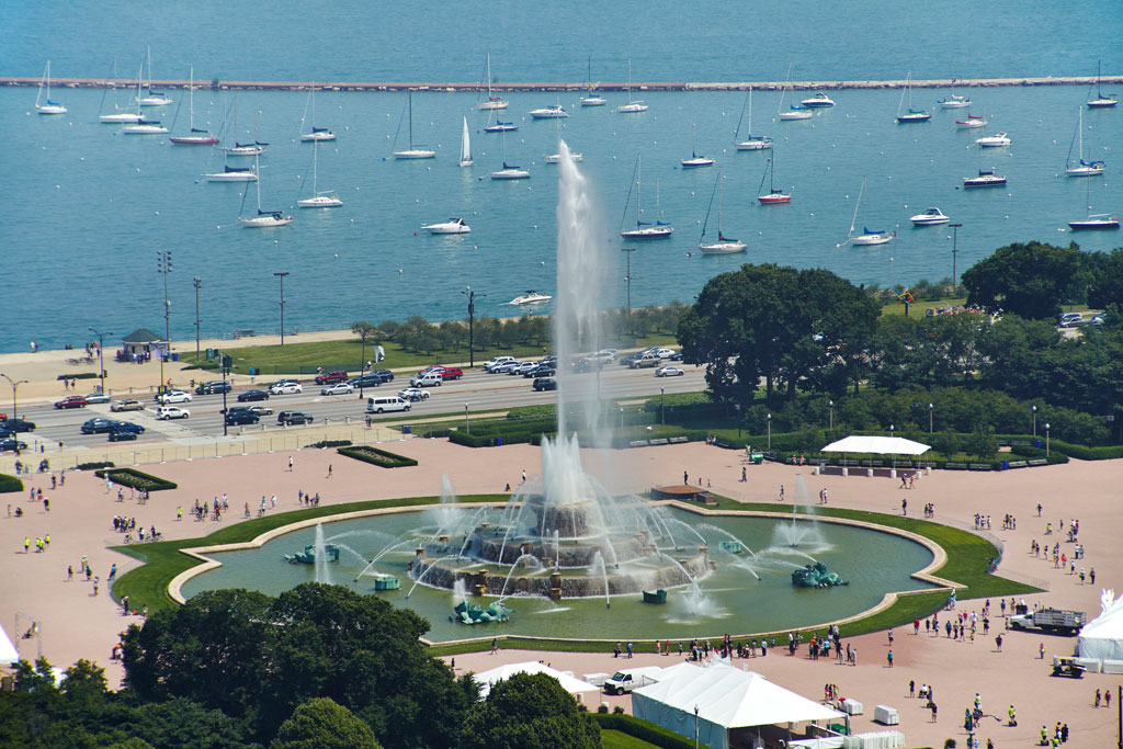 buckingham-fountain