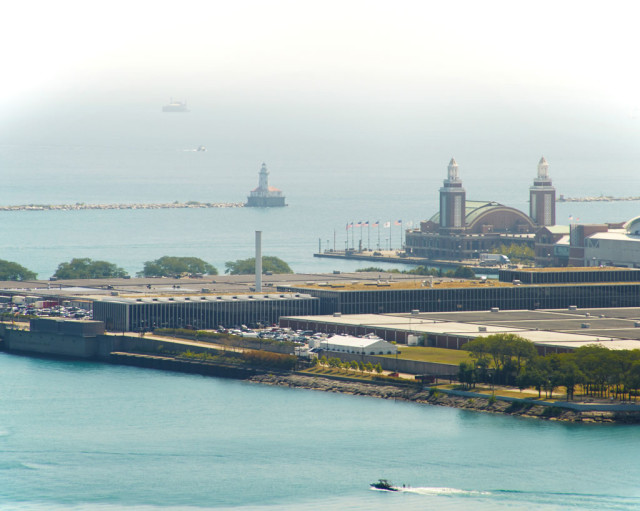 Navy Pier, plans underway to rebuilt and reposition it as a more sophisticated park-like space.